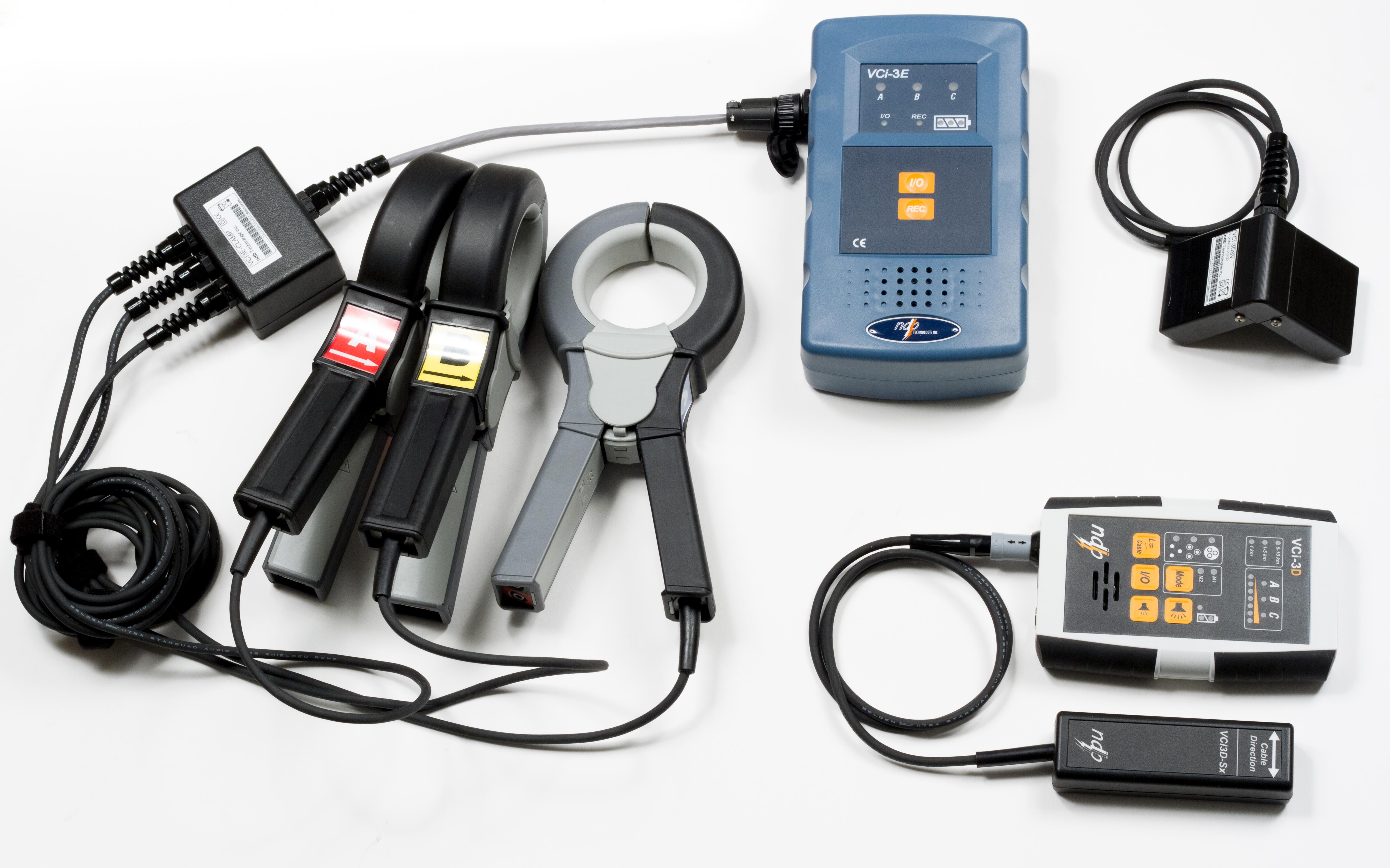 VCI-3D VCI-3E and accessories