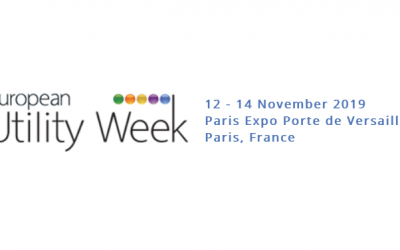 European Utility Week, Paris, France