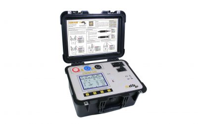 Introducing the TERA10™, Insulation Resistance Tester